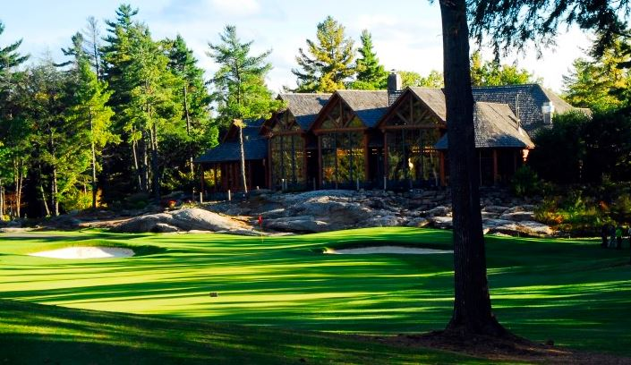 Muskoka Golf Package